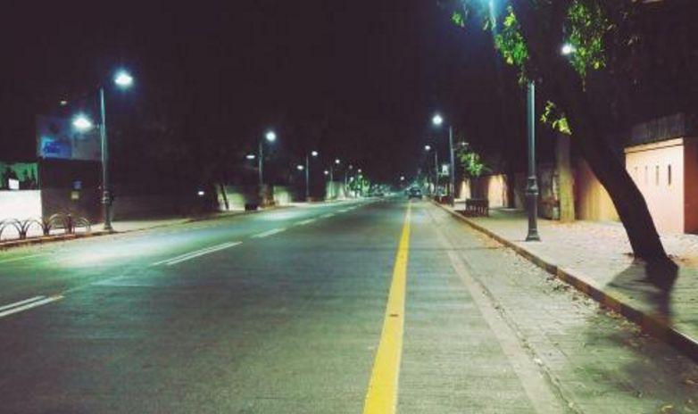 黎平县地坪镇岑懂村  路灯照亮回家的路交流发电机